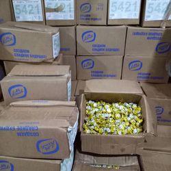 Kẹo chocolate Nga