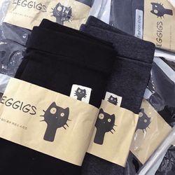 quần legging mèo giá sỉ