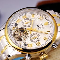 Đồng hồ cơ tevise T806 giá sỉ
