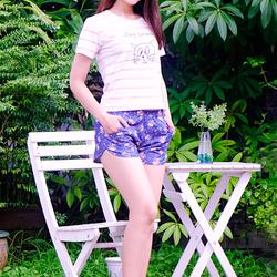 quần Jean nữ hoa giá sỉ