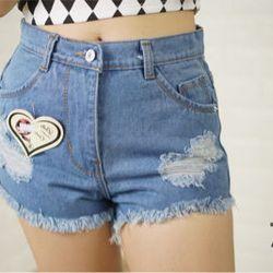 quần short jean rách giá sỉ