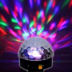 Loa vũ trường MP3 Ball Light