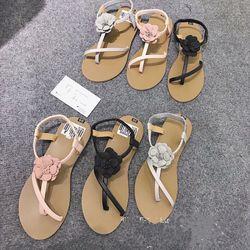 Sandal Tẩy pháp Hoa Chéo