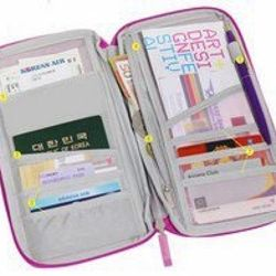 Túi đựng passport giấy tờ cá nhân giá sỉ