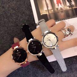 Đồng hồ da nữ giá sỉ