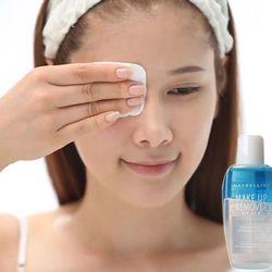 Nước Tẩy Trang Mắt Môi MaybelIine Make Up Remover 40ml - Chính Hãng