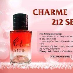 NƯỚC HOA NAM Charme 212 Sexy giá sỉ
