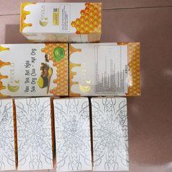 OSALA Viên Tinh Nghệ Mật Ong Sữa Ong Chúa  ������ Thành phần Viên Tinh Nghệ Mật Ong Sữa Ong Chúa OSALA giá sỉ, giá bán buôn