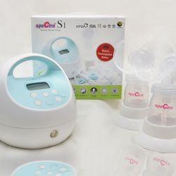 Máy hút sữa điện đôi Spectra S1 Hàn Quốc giải pháp nuôi con bằng sữa mẹ