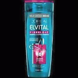 Dầu gội đầu LO real Paris Elvital Fibralogy Haarfulle-Aufbau Shampoo