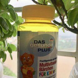 Kẹo Vitamin tổng hợp Cho Bé Das gesunde Plus