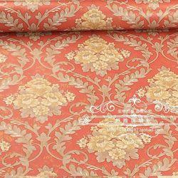 decal giấy dán tường hoa đằng đỏ giá sỉ