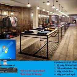 Máy tính tiền cho quần áo