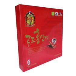 Nước Uống Hồng Sâm 6 Năm Korea Red Ginseng Drink 70 ml x 30 gói