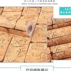 decal giấy dán tường đá cổ ai cập giá sỉ