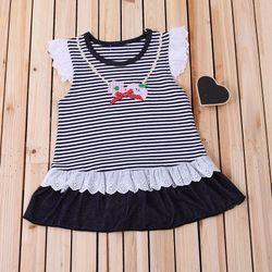 L5025 Đầm bộ bé gái