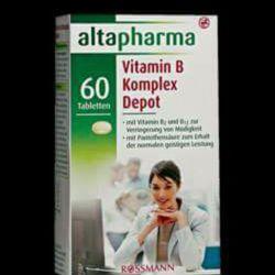 Thực phẩm bổ sung Vitamin B altapharma