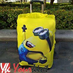 BỌC VALI DU LỊCH Túi áo vải trùm vali không bao gồm vali 2017Size 20Nhiều Mẫu giá sỉ