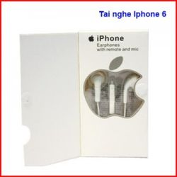 Tai Nghe Iphone 6 Giá Rẻ Mới Nhất