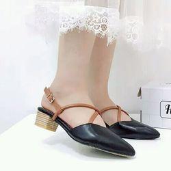 giày sandal cao gót sarisiu srs07 giá sỉ