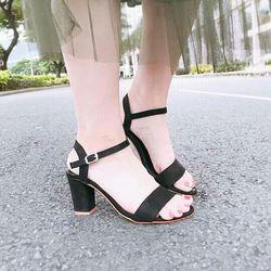 giày sandal cao gót sarisiu srs08 giá sỉ