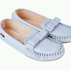 giày mọi nơ 2 tầng sarisiu srs28 giá sỉ