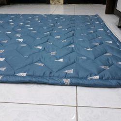 Nệm trải sàn kiêm trải giường cotton lụa 140200cm