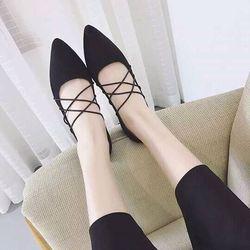 giày búp bê sarisiu srs50 giá sỉ
