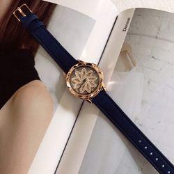 đồng hồ nữ mặt xoay giá sỉ