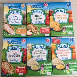 Bột ăn dặm Heinz cho bé giá sỉ
