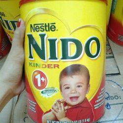 SỮA NIDO KINDER 1 NẮP ĐỎ - Dành cho bé từ 1 đến 13 tuổi giá sỉ