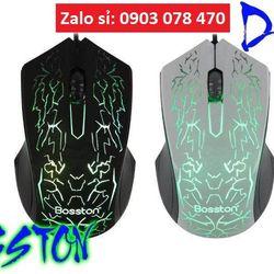 Chuột Bosston D608 chuyên led game