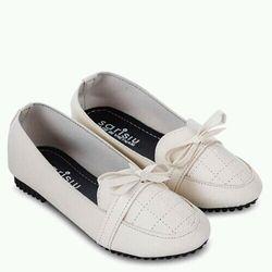 giày búp bê phối nơ sarisiu 821 giá sỉ