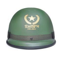 Nón cối bảo hiểm kiểu quân đội - ms 18203