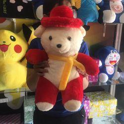 Teddy quàng khăn quà tặng khổ 65cm giá sỉ