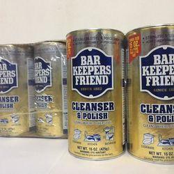 Bar Keepers Friend Bkf Làm Sáng Nhà Bạn giá sỉ
