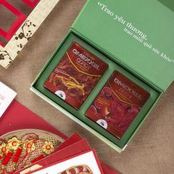 Hộp quà Tết An Khang 1 – Món quà chăm sóc sức khỏe cho người trung niên và lớn tuổi
