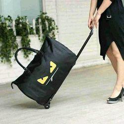 Túi du lịch kéo Fendi