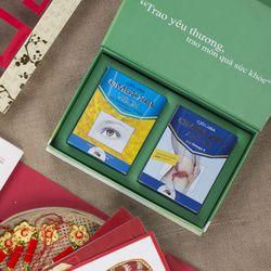 Quà tặng Tết An Khang 2 – Món quà chăm sóc sức khỏe mắt và xương khớp cho người trung niên và lớn tuổi