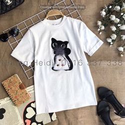 Áo thun mèo giá sỉ, giá bán buôn