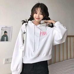 hoodie pink giá sỉ