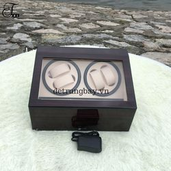 hộp đựng đồng hồ cơ 4 xoay 6 trưng bày