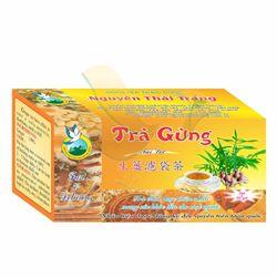 Trà Gừng giúp tiêu hóa tốt- NGuyên Thái Trang giá sỉ