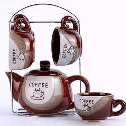 Bộ ấm chén treo Coffee Set độc đáo 35000₫ giá sỉ