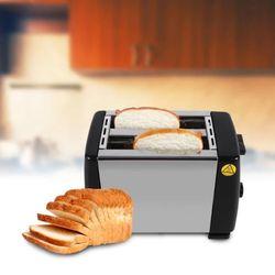 Máy nướng bánh mì 2 ngăn Sokany HJT-016S 3803