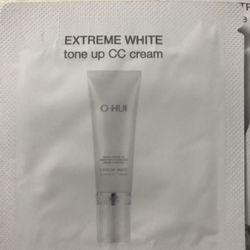 Gói sample Kem nền dưỡng trắng da Ohu i Extreme White Tone Up CC Cream giá sỉ