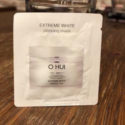 Gói sample Mặt nạ ngủ Ohu i Extreme White Sleeping Mask