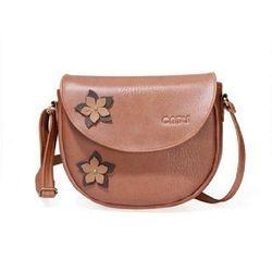 Túi đeo chéo hoa xuân Hanah TĐX 24 BÒ ĐẬM giá sỉ