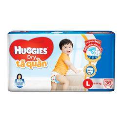 Tã quần Huggies L36