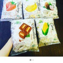 kẹo dẻo trái cây thái lan 100viên giá sỉ